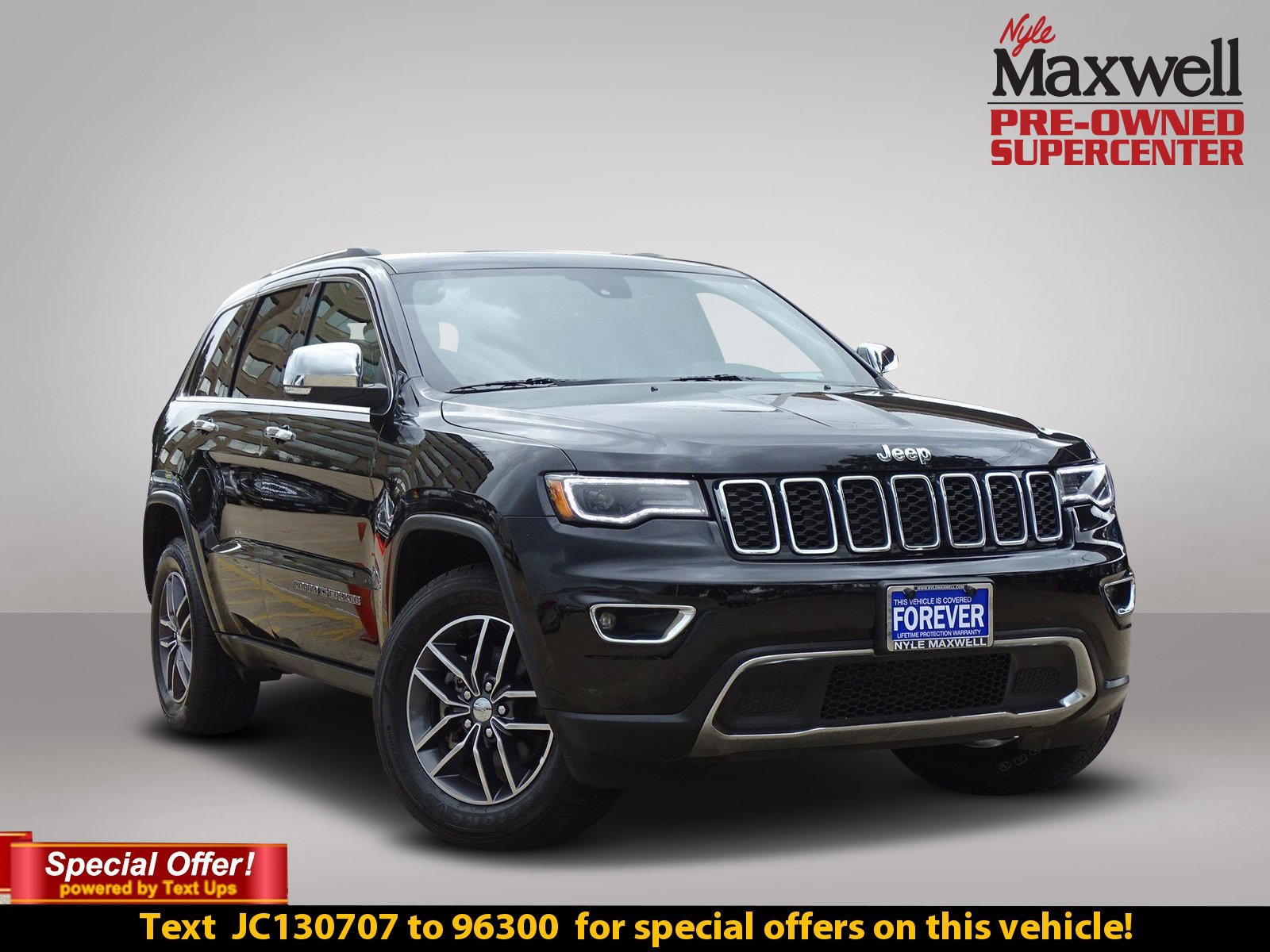 Attractive Certified Pre Owned 2018 Jeep Grand Cherokee Limited