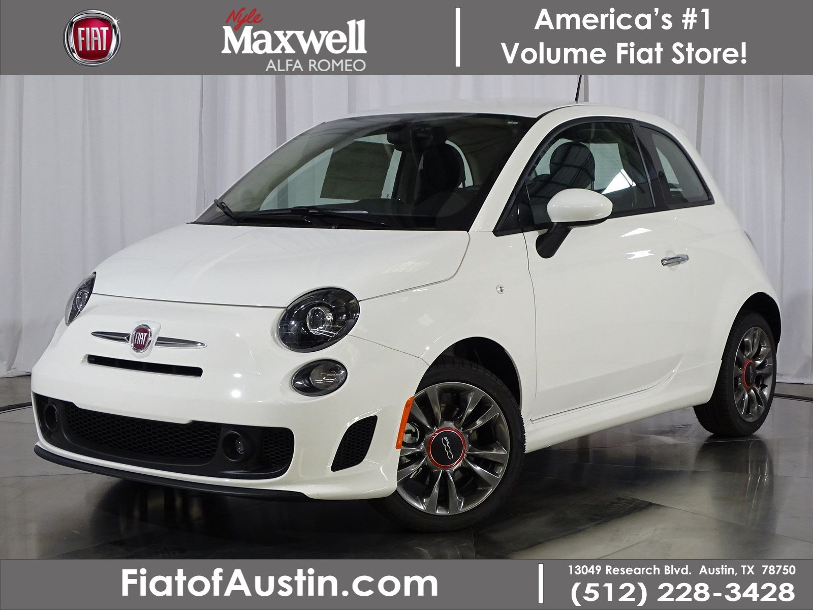 Fiat 500 Pop >> New 2019 Fiat 500 Pop Hatchback