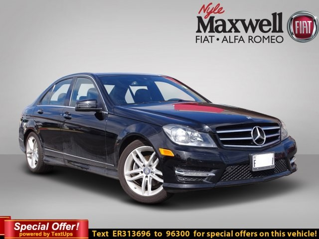 Pre Owned 2014 Mercedes Benz C Class C 250 Sport
