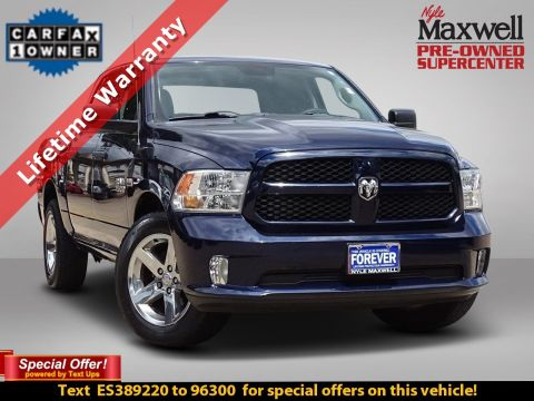 DEALER CERTIFIED 2014 Ram 1500 ST