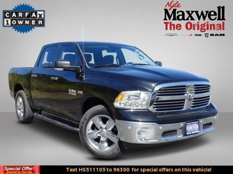 DEALER CERTIFIED 2017 Ram 1500 Lone Star