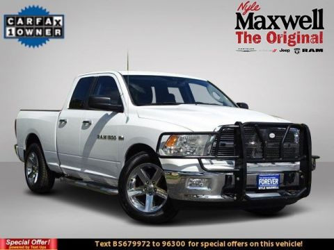 Pre-Owned 2011 Ram 1500 Lone Star RWD Crew Cab Pickup