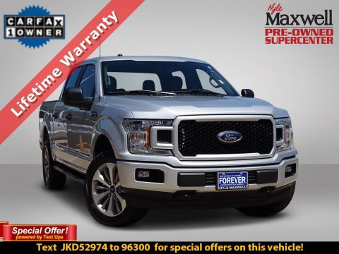 DEALER CERTIFIED 2018 Ford F-150 XL