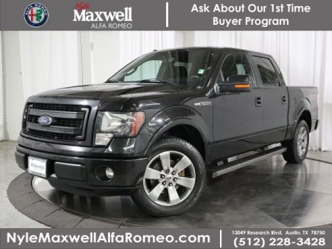 Pre-Owned 2013 Ford F-150 FX2 RWD Crew Cab Pickup