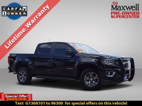 DEALER CERTIFIED 2016 Chevrolet Colorado 4WD Z71