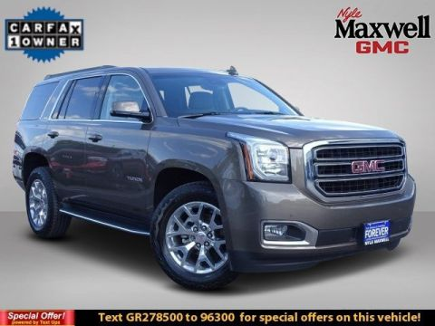 DEALER CERTIFIED 2016 GMC Yukon SLT
