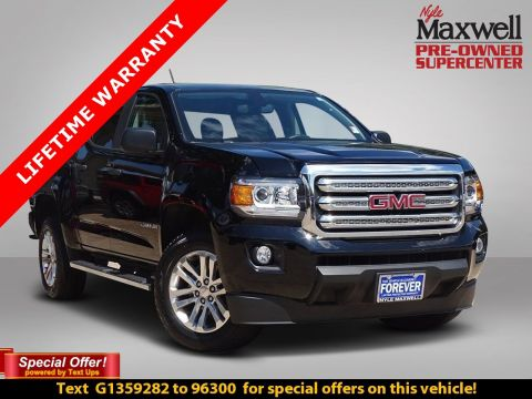 DEALER CERTIFIED 2016 GMC Canyon 2WD