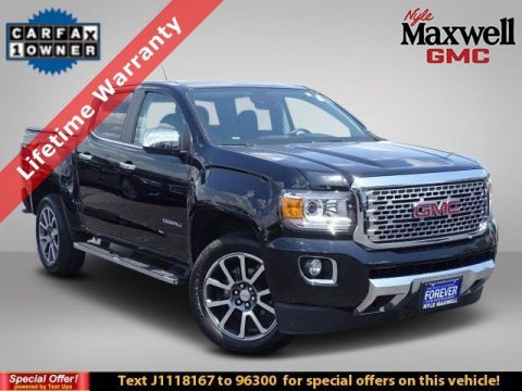 2018 GMC Canyon 4WD Denali