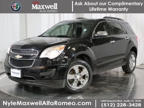DEALER CERTIFIED 2014 Chevrolet Equinox LT