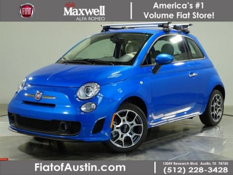 New FIAT 500 in Austin | Nyle Maxwell FIAT