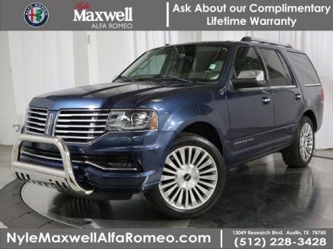 DEALER CERTIFIED 2015 Lincoln Navigator Base