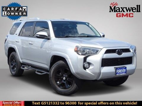 DEALER CERTIFIED 2016 Toyota 4Runner SR5 Premium