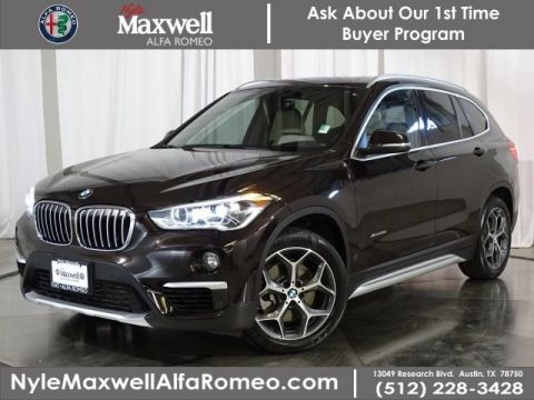 Pre-Owned 2016 BMW X1 xDrive28i AWD