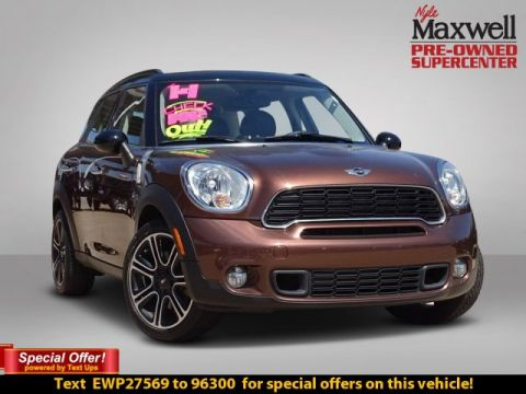 DEALER CERTIFIED 2014 MINI Cooper Countryman S