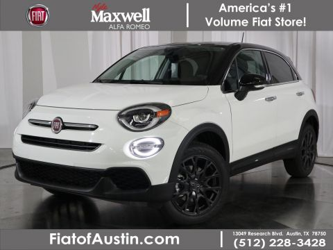 2019 FIAT 500X 120th Anniversary Edition